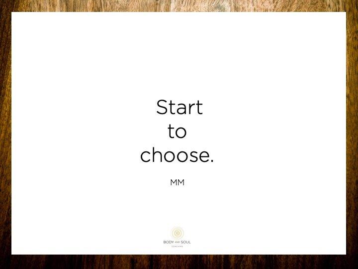 Ook niet kiezen is kiezen.